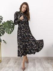 Платье ISSA PLUS 12167 XL Черное (issa2000443538823) от Rozetka