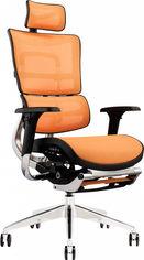 Кресло GT Racer X-802L Orange от Rozetka