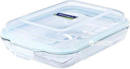 Пищевой контейнер прямоугольный Glasslock 1.9 л (MPRB-190) от Rozetka