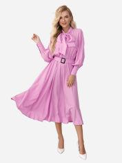 Платье ISSA PLUS 12165 S Сиреневое (issa2000443538717) от Rozetka