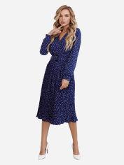 Платье ISSA PLUS 12196 S Синее (issa2000482910215) от Rozetka