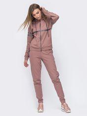 Спортивный костюм Dressa 45784 50 Розовый (2000005531491) от Rozetka