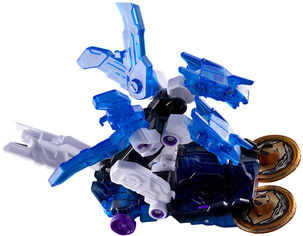 Машинка-трансформер Скричер Screechers Wild! L 3 - Аш2октан (EU683143) от Y.UA
