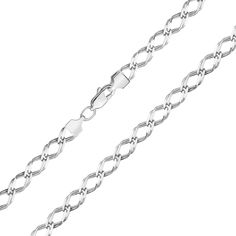 Серебряный браслет 000122241 20 размера от Zlato