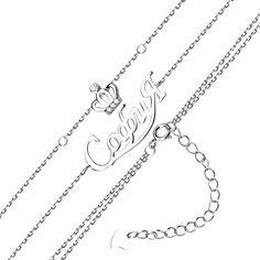 Серебряный браслет София с цирконием 000131969 15.5 размера от Zlato