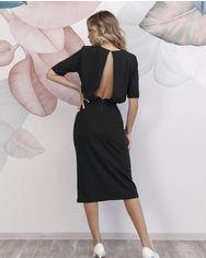 Платья ISSA PLUS 12199  XL черный от Issaplus