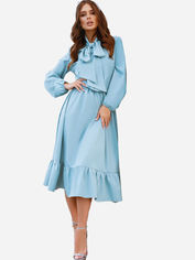 Платье Marini 788 44-46 Голубое (4821000027219) от Rozetka