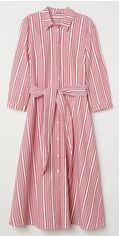 Платье H&M 245278 38 Красное (2002008501242) от Rozetka