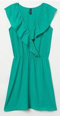 Платье H&M 152974 36 Зеленое (2002008245771) от Rozetka