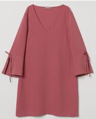 Платье H&M 184295 48 Розовое (2002008223144) от Rozetka