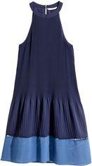 Платье H&M 116490 42 Синее (2002008266172) от Rozetka