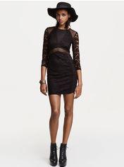 Платье H&M 189389 32 Черное (2002008244682) от Rozetka