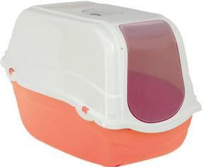 Акция на Туалет для кошек с фильтром Bergamo Romeo 57x39x41 см Melone (8058093274251) от Rozetka
