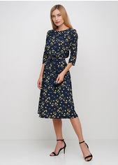 Платье Anastasimo 0166-403 S (44) Темно-синее (ROZ6400017578) от Rozetka