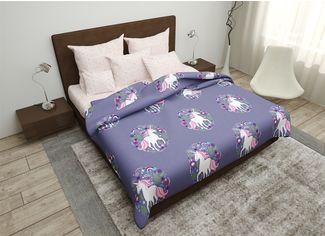 Комплект постельного белья MirSon Бязь 17-0172 Zhyuli 160х220 см (2200001726550) от Rozetka