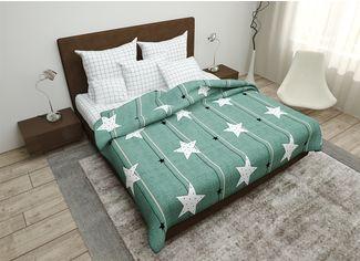 Комплект постельного белья MirSon Бязь 17-0170 Lizetta 160х220 см (2200001725720) от Rozetka