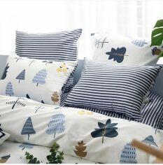 Комплект постельного белья MirSon Бязь 17-0161 Noemi 175х210 см (2200001722026) от Rozetka