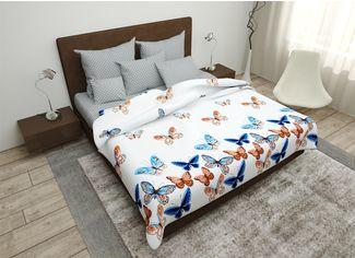 Акция на Комплект постельного белья MirSon Бязь 17-0171 Amareynt 143х210 см (2200001726130) от Rozetka