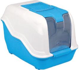 Туалет для кошек MPS Бокс с фильтром Netta 54 x 39 x 40 см Blue (8022967061063) от Rozetka