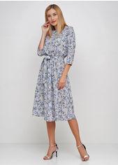 Платье Anastasimo 0166-409 S (44) Голубое (ROZ6400017614) от Rozetka