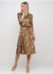 Платье Anastasimo 0166-401 L (48) Хаки (ROZ6400017568) от Rozetka