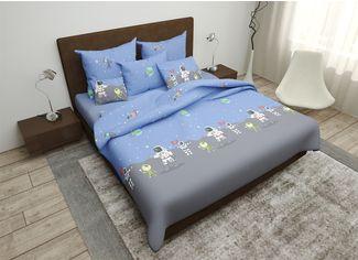 Комплект постельного белья MirSon Бязь 17-0168 Astor 143х210 см (2200001724891) от Rozetka
