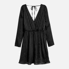 Платье H&M 60499376 36 Черное (PS2000000903408) от Rozetka