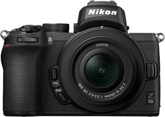 Фотоаппарат Nikon Z50 + DX 16-50mm VR Kit (VOA050K001) Официальная гарантия! от Rozetka