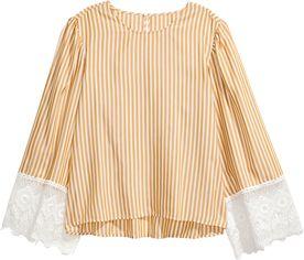 Блузка H&M 193933 36 Желтая (2002008393403) от Rozetka