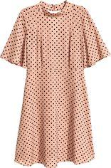 Платье H&M 199960 42 Бежевое (2002008265298) от Rozetka