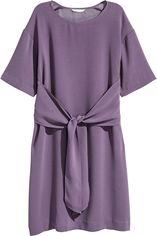 Платье H&M 891690 36 Фиолетовое (2002008264581) от Rozetka