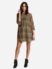Платье H&M 198979 38 Коричневое (2002008235178) от Rozetka