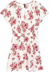 Платье H&M 666190 44 Белое (2002008238056) от Rozetka