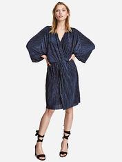 Платье H&M 110175 M Синее (2002008242695) от Rozetka