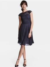 Платье H&M 177135 46 Синее (2002008266486) от Rozetka