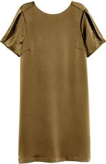 Платье H&M 1715171 36 Зеленое (2002008264765) от Rozetka