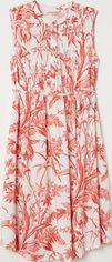 Платье H&M 131862 L Красное с белым (2002008248406) от Rozetka