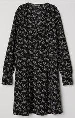 Платье H&M 177323 36 Черное (2002008244781) от Rozetka
