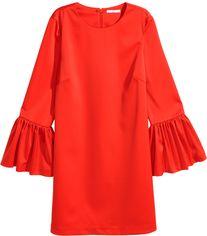 Платье H&M 152872 42 Красное (2002008244057) от Rozetka