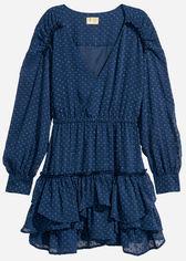 Платье H&M 192960 38 Синее (2002008489885) от Rozetka