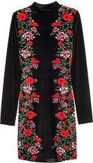 Платье H&M 142221 44 Черное (2002008243630) от Rozetka