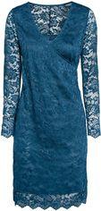 Платье для беременных и кормящих H&M 122115 L Синее (2002008248109) от Rozetka