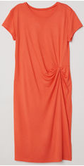 Платье H&M 193276 XS Оранжевое (2002008228613) от Rozetka