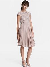 Платье H&M 177512 46 Бежевое (2002008246488) от Rozetka