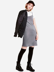 Платье H&M 157594 42 Серое (2002008228361) от Rozetka