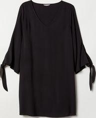 Платье H&M 156176 36 Черное (2002008264246) от Rozetka