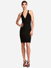 Платье H&M 163330 42 Черное (2002008216399) от Rozetka