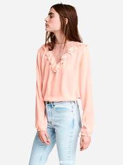 Блузка H&M 159283 34 Розовая (2002008394592) от Rozetka