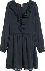 Платье H&M 167318 32 Синее (2002008232016) от Rozetka