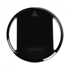 Optima Wireless Charging Energy Space 2A Black от Stylus